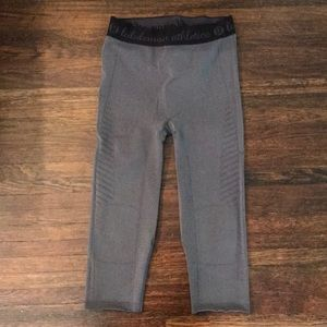 Rare Lululemon crop legging